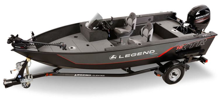 2019 Legend Boats 16 XTR S
